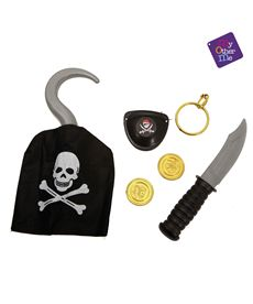 Set de pirata aventurero - 55221497