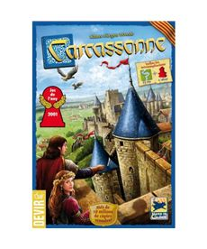 Carcassone basic (catala) - 04622521