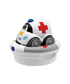 Radio control ambulancia recargable chicco - 06069026