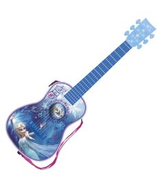 Guitarra electronica frozen - 31005392