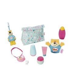 Set de baño baby born - 02527116