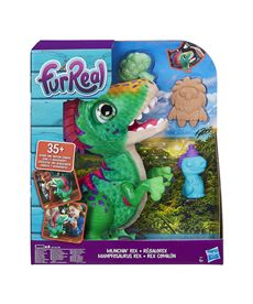Dinosaurio munchin rex - furreal friends