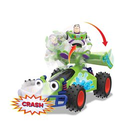 Toy story 4 buggy crash buzz radiocontrol 1:18 - 33355000