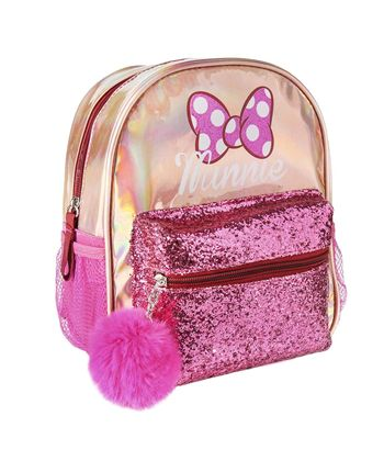 Mochila casual moda brillante minnie ref. 21000026 - 70228943