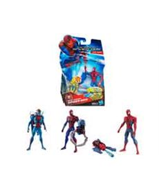 Figuras accion 9 cm. spiderman - 25537201