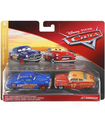 Cars pack de 2 vehiculos - 24555845