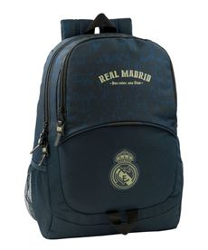 Mochila adapt.carro real madrid 2ª equip - 79135347