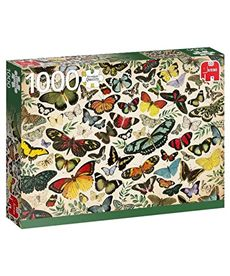 Puzzle 1000 butterfly poster - 09518842