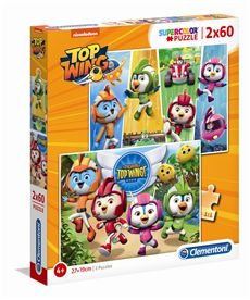 Puzzle 2x60 top wing - 06621610