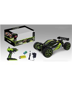 High speed off road car 1:18 2,4g radio control