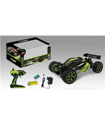 High speed off road car 1:18 2,4g radio control - 87861829