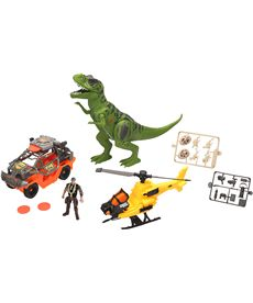 Playset dino valley t-rex - 89242090