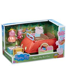 Coche deluxe peppa pig - 02506921