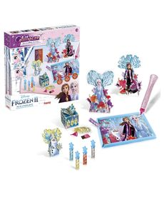 Glitterizz frozen ii magical set - 23323026