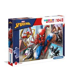 Puzzle 104 spiderman - 06623734