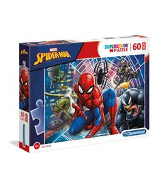 Puzzle 60 spiderman - 06626444