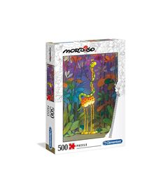 Puzzle 500 mordillo the lover - 06635079
