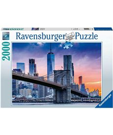 Puzzle 2000 de brooklyn a manhattan - 26916011