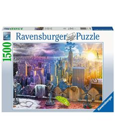 Puzzle 1500 le stagioni di new york - 26916008