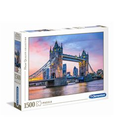 Puzzle 1500 tower bridge sunset - 06631816