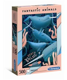 Puzzle 500 narval - 06635070