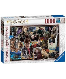 Puzzle 1000 harry potter vs voldemort - 26915170
