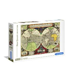 Puzzle 6000 antique nautical - 06636526