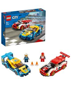 Coches de carreras lego city
