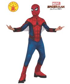 Disfraz spiderman ffh red/blue classic inf - 78933554