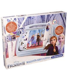 Maletin educativo frozen 2