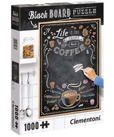 Puzzle 1000 coffee - 06639466