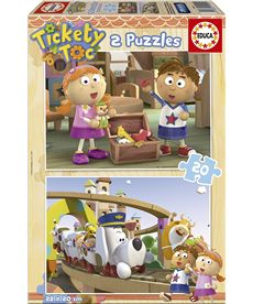 Puzzle 2x20 tickety toc - 04015940