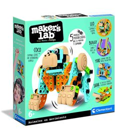Makerlab animales