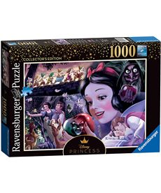 Puzzle 1000 snow white (disney heroines collector) - 26914849