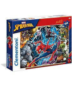 Puzzle 104 spiderman - 06623716