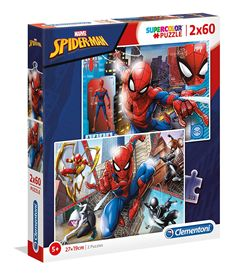 Puzzle 2x60 spiderman - 06621608