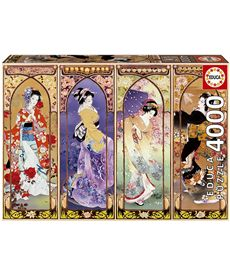 Puzzle 4000 japanese colage - 04019055