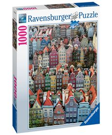 Puzzle 1000 gdansk polonia - 26916726