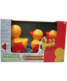 Patitos arrastre - 99802352