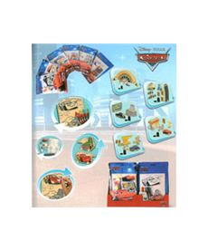 Kits madera disney cars - 13028442