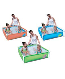 Piscina tubular my first frame pool. 122x122x30,5 - 86756217