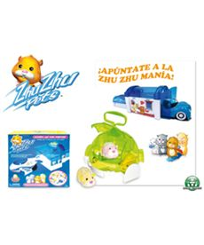 Zhu zhu pets on the go - 23486420