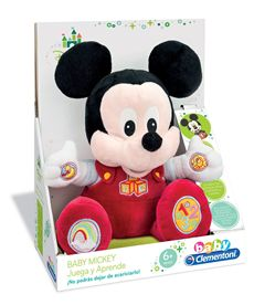 Peluche educativo baby mickey - 06665191