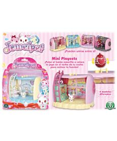 Jewelpet mini playset - 23411894