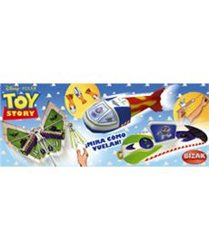 Planeador sky boarder toy story - 03500417