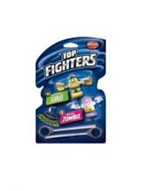 Top fighters set 2 figuras - 03500012