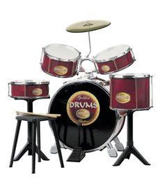 "Gran bateria ""golden drums"" - 31000726(1)"