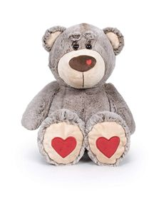 Famosa softies - oso de peluche de 54 cm bear love - 13007016