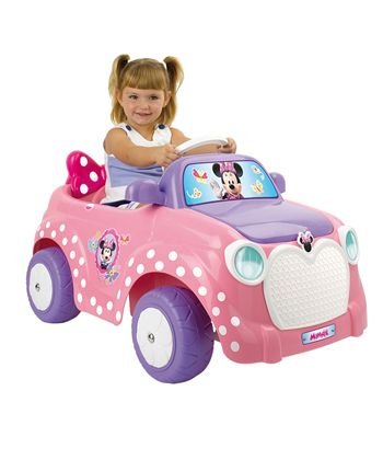 Minnie car 6 voltios feber - 13058603(5)