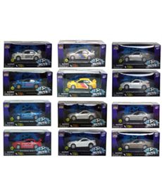 Coche tunning 1:50 c/luces 2x1 - 98469104